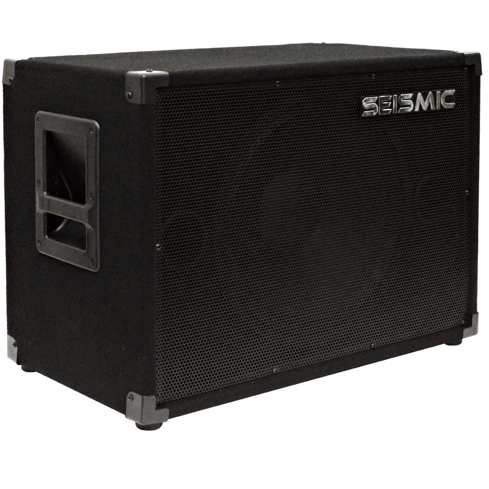 Seismic Audio - 15'' Bass Guitar Speaker Cabinet 300 Watts RMS 115 Speakers 1x15