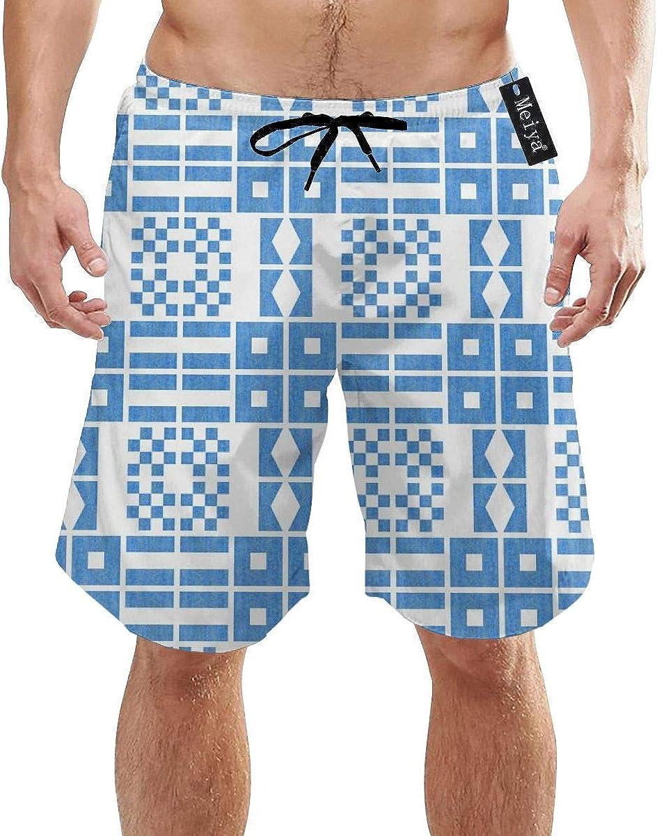 Juliet Papa Alpha Noviembre en Pantalones Cortos de Secado rápido para bañar Trajes de baño Volley Beach Trunks