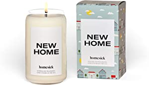Homesick Scented Candle, New Home (2020 Version)