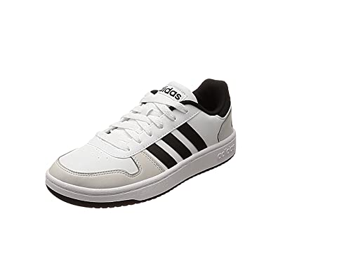 ac27c1d7457 adidas Men s Vs Hoops 2.0 Low-Top Sneakers  Amazon.co.uk  Shoes   Bags
