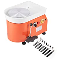 Deals on CO-Z 10 inches Pottery Wheel Machine with Clay Tool Set