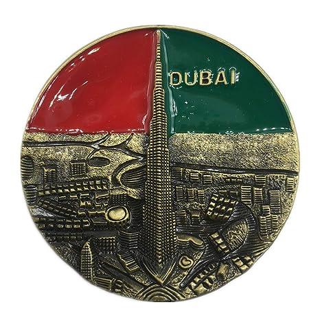Weekinglo Souvenir Burj Khalifa Tower Dubai Imán de Nevera ...
