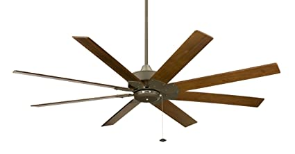 Fanimation fp7910ob levon 8 blade ceiling fan 63 inches oil fanimation fp7910ob levon 8 blade ceiling fan 63 inches oil rubbed bronze with aloadofball Image collections