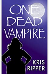 One Dead Vampire (A Rocky Fitzgerald Paranormal Cozy Mystery Book 1) Kindle Edition