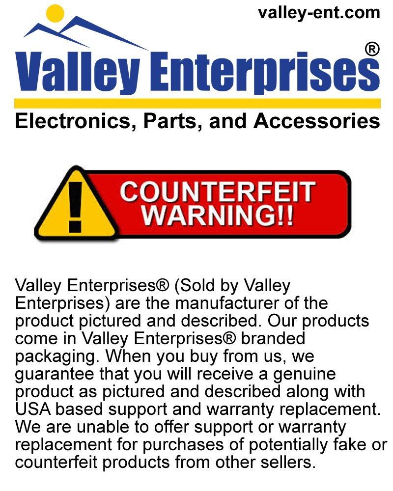 Valley Enterprises UR-3 Type 2-Wire IDC Splice Red Pack of 100