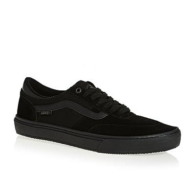 2d4b3363db73 Vans Men s Gilbert Crockett Suede Blackout Skate Shoe 5 Men US