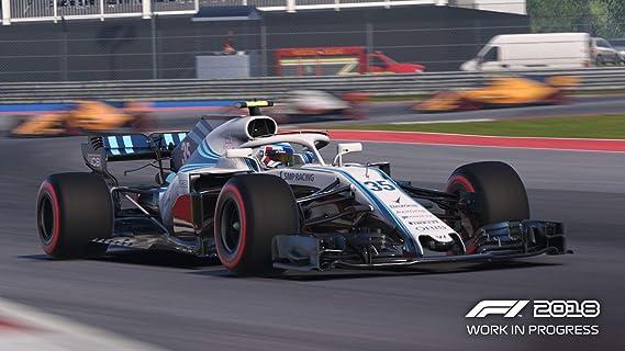F1 2018 - Headline Edition [Importación italiana]: Amazon.es: Videojuegos