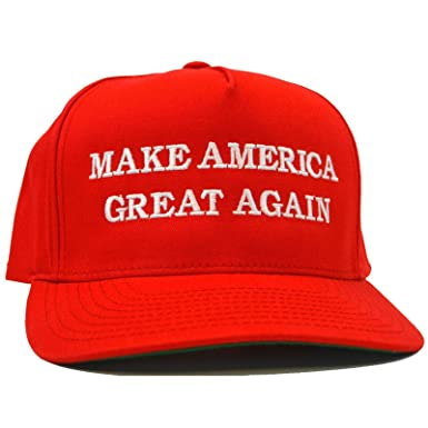 624f5e9ac9f FBGC Donald Trump Hat Make America Great Again 2016 Red USA Election  Baseball MAGA Cap Fancy Dress  Amazon.co.uk  Clothing