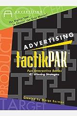 Advertising tactikPAK: Fun Interactive Series - 41 Winning Strategies (tactikPAK[™] Book 2) Kindle Edition