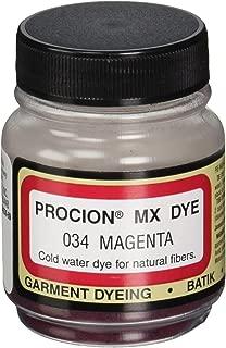 product image for Deco Art Jacquard Procion Mx Dye, 2/3-Ounce, Magenta