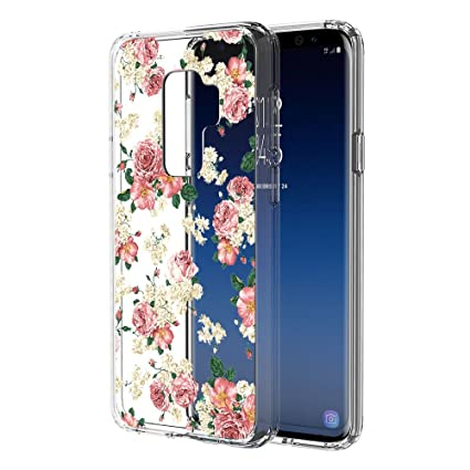 samsung s9 plus case floral