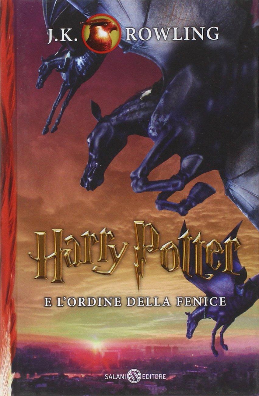 Harry Potter 5 e l'Ordine della Fenice (Harry Potter Italian)