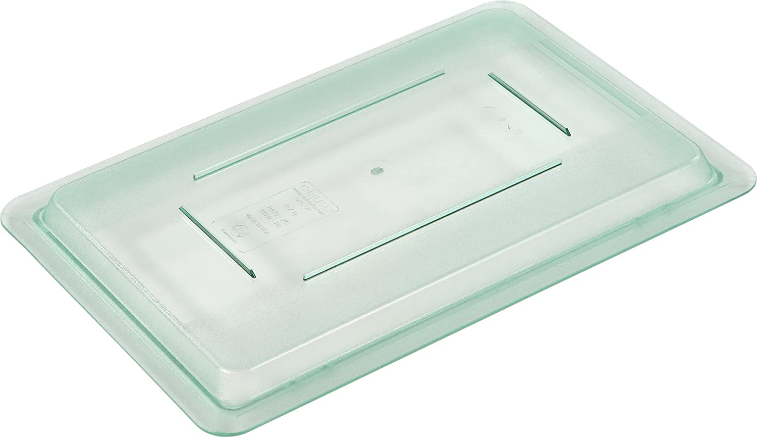 Carlisle 10617C09 StorPlus Color-Coded Food Box Storage Container Lid Only, 18