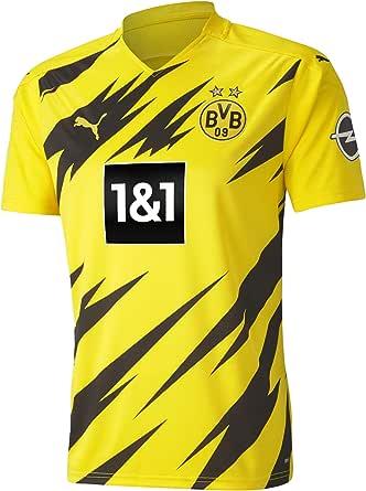 PUMA Herr Bvb Home jersey replika 20/21 T-shirt