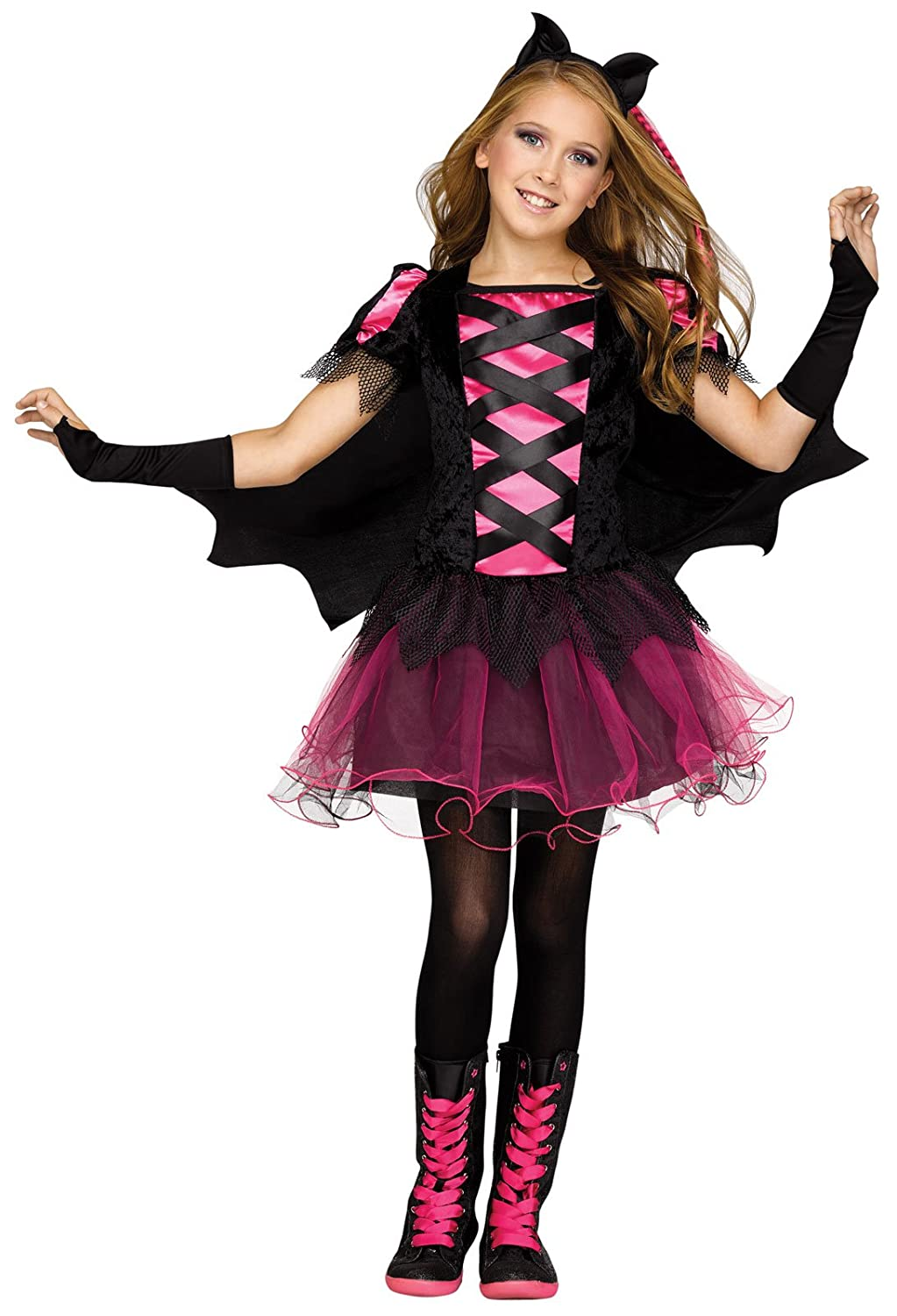 Fun World Bat Queen Toddler 115382