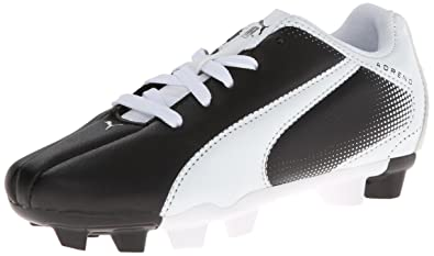 750763835 Amazon.com | PUMA Adreno Firm Ground JR Soccer Shoe (Little Kid/Big ...