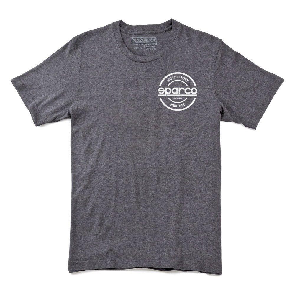 Seal Tri Gry Sml Sparco SP02450GR1S T-Shirt