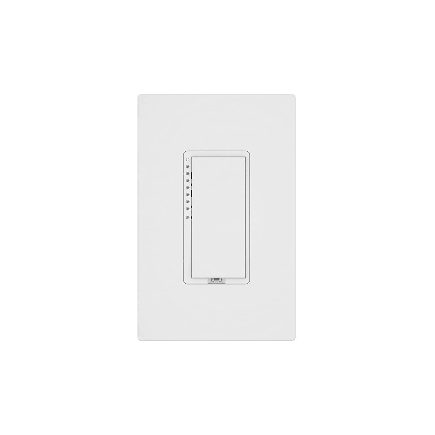 Insteon Smart Dimmer Wall Switch, Works with Alexa via Insteon Bridge, Uses  Superior Dual-Mesh Wireless Technology for Unbeatable Reliability - Better  than ...