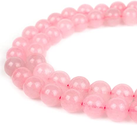 M Rose Quartz 7x10mm 10x14mm Cushion Cut beads 15.5 strand Real pink quartz beads Good for earring Matching pairs