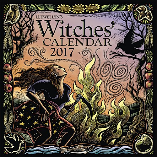 Llewellyn's 2017 Witches' Calendar -