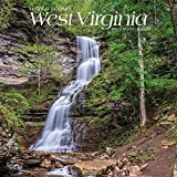 West Virginia, Wild & Scenic 2019 12 x 12 Inch Monthly Square Wall Calendar, USA United States of America Southeast State Nature (Multilingual Edition)