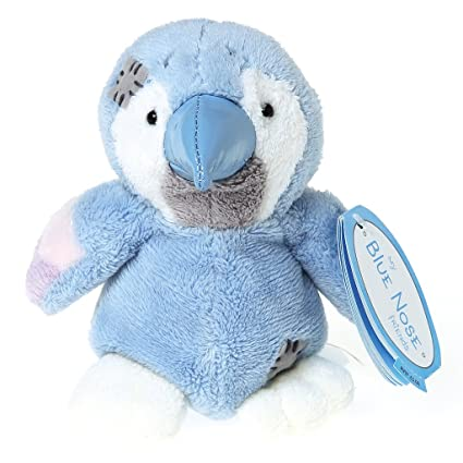 My Blue Nose Friends Loro de peluche (Tatty Teddy