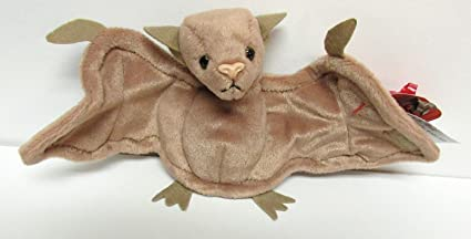 f1a375c3f38 Image Unavailable. Image not available for. Color  Ty Beanie Baby - Batty  (the bat)