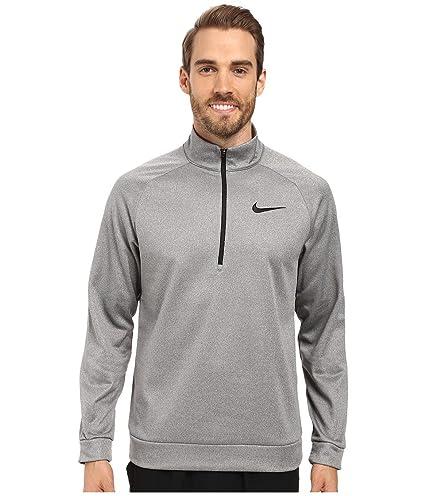 9cdf23c831b0 Amazon.com  Men s Nike Therma-FIT Training Quarter-Zip Top. 2XL ...