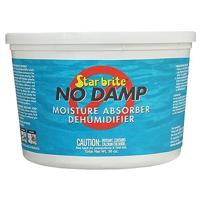 Star brite No Damp Dehumidifier 36 oz Bucket: Sports & Outdoors