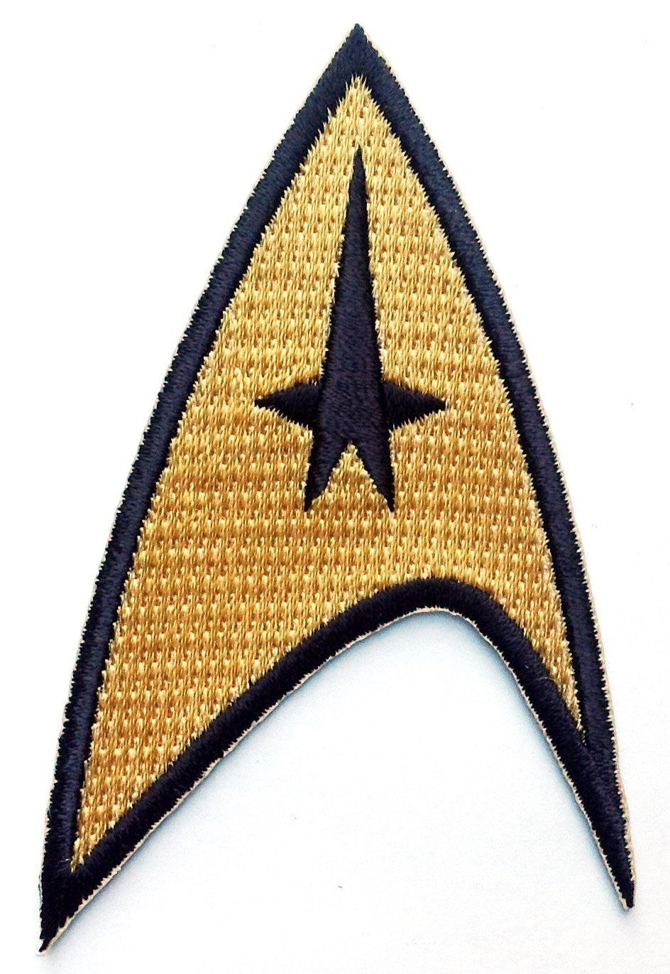 Titan One Europe Tactical Starfleet Command Star Trek Costume Cosplay Patch Klettband Taktisch Aufn/äher