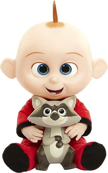 "8/"" The Incredibles 2 Jack Jack Soft Stuffed Plush Toy Doll Kid Xmas Gift Teddy"