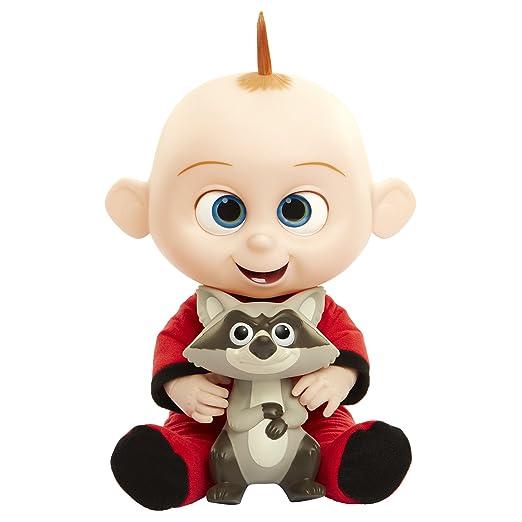 Incredibles 2 76613 Baby Jack Mit Waschbar 30 Cm