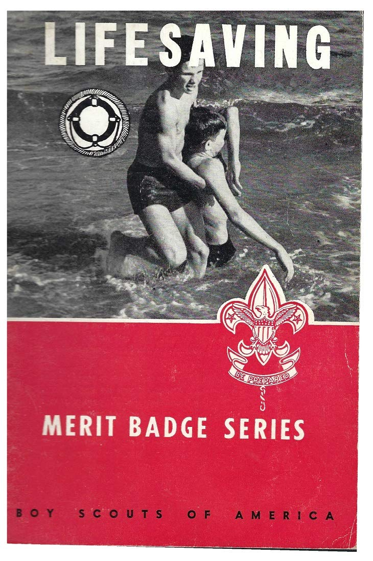 Lifesaving (Merit Badge Series): Amazon.es: Boy Scouts of America ...