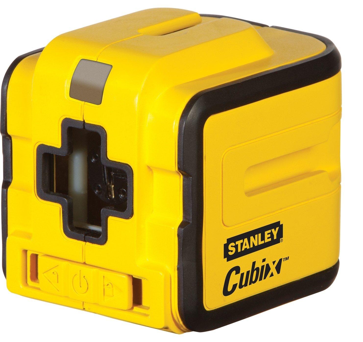 Stanley STHT Láser de líneas Cubix alcance m baterías  V