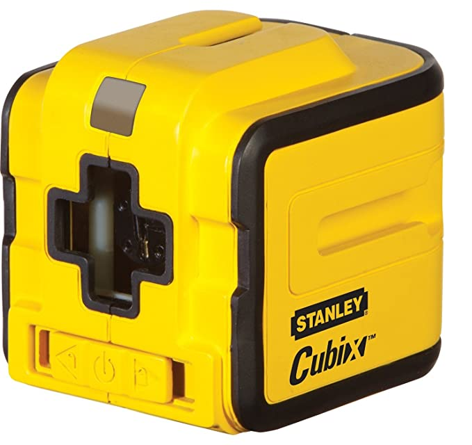 Stanley Intelli Tools INT177340 Cubix Self Levelling Cross Line Laser   Amazon.co.uk  DIY   Tools 9474a27fbf