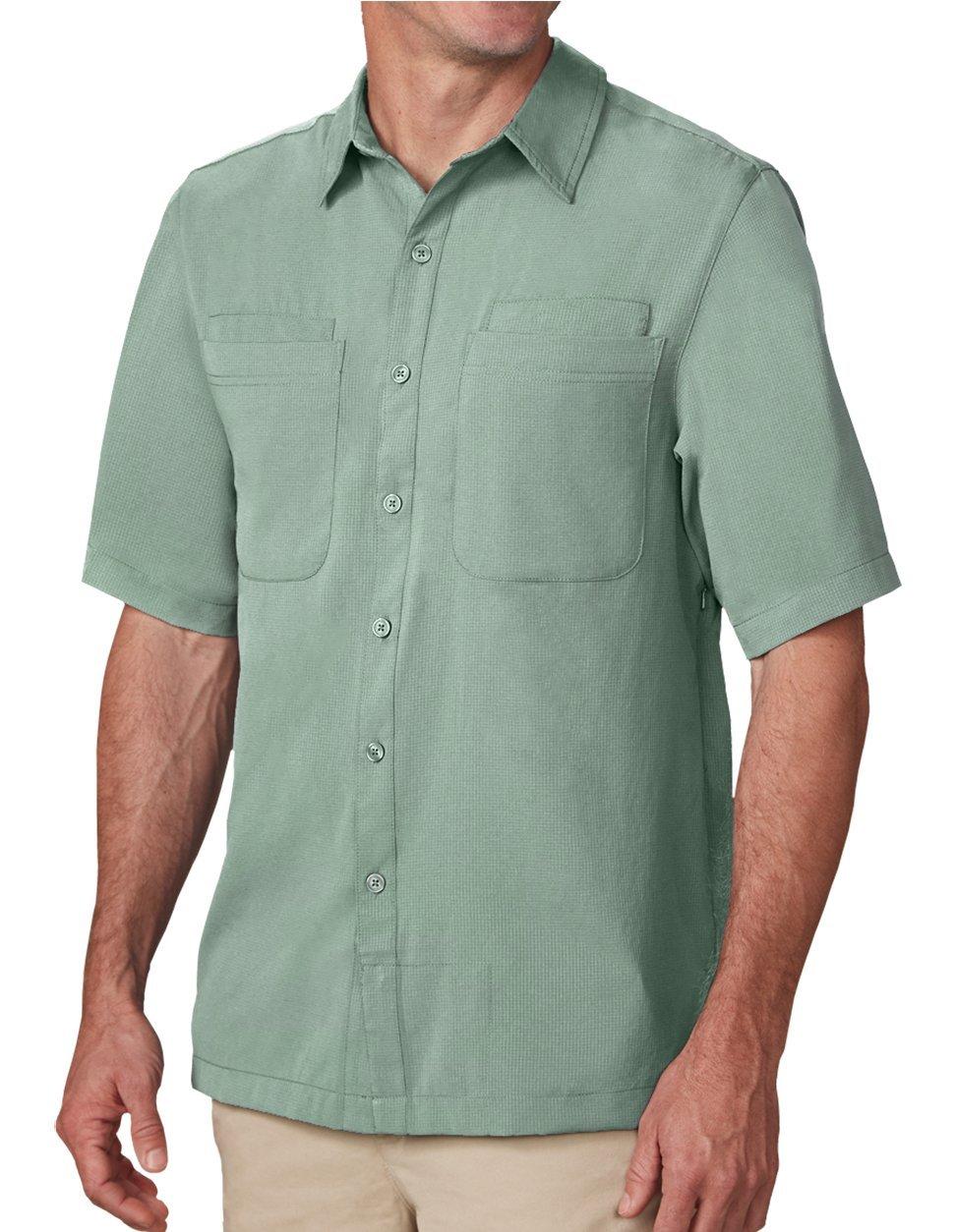 SCOTTeVEST Beachcomber Shirt - Travel Clothing TYM M