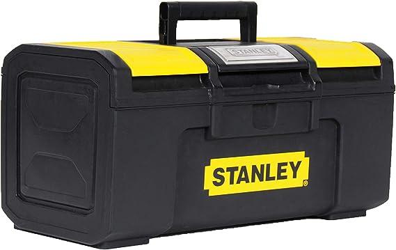 STANLEY 1-79-216 - Caja de herramientas con autocierre, 39.4 x 22 x 16.2: Amazon.es: Bricolaje y herramientas