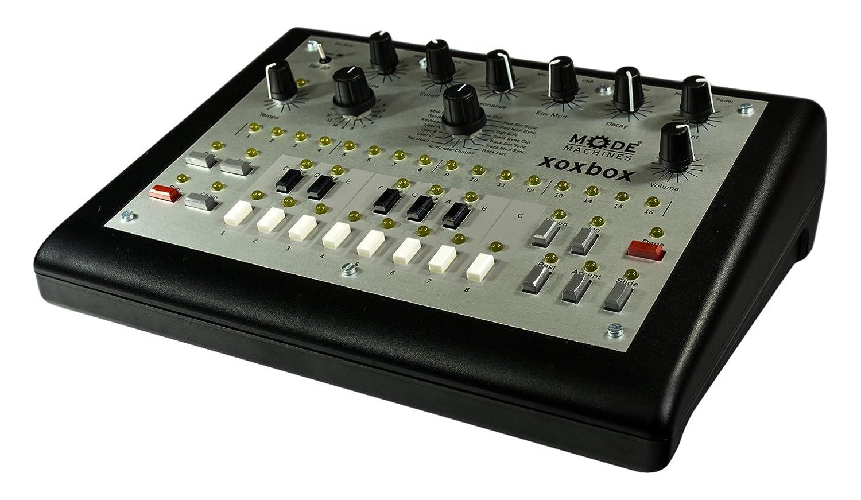 Mode Machines X0xb0x MK3 V3 bass synthesizer: Amazon co uk: Musical