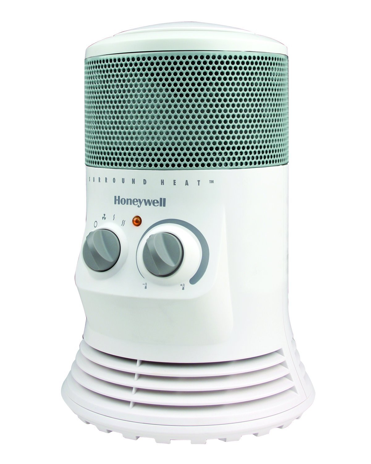 Honeywell 360 degree Surround Fan Forced Whole Room Heater - White