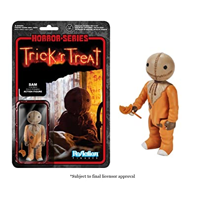 Funko Horror Classics Sam Reaction Figure: Funko Reaction:: Toys & Games