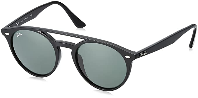 b8471c427e732 Image Unavailable. Image not available for. Color  Ray-Ban Injected Unisex  Sunglass ...