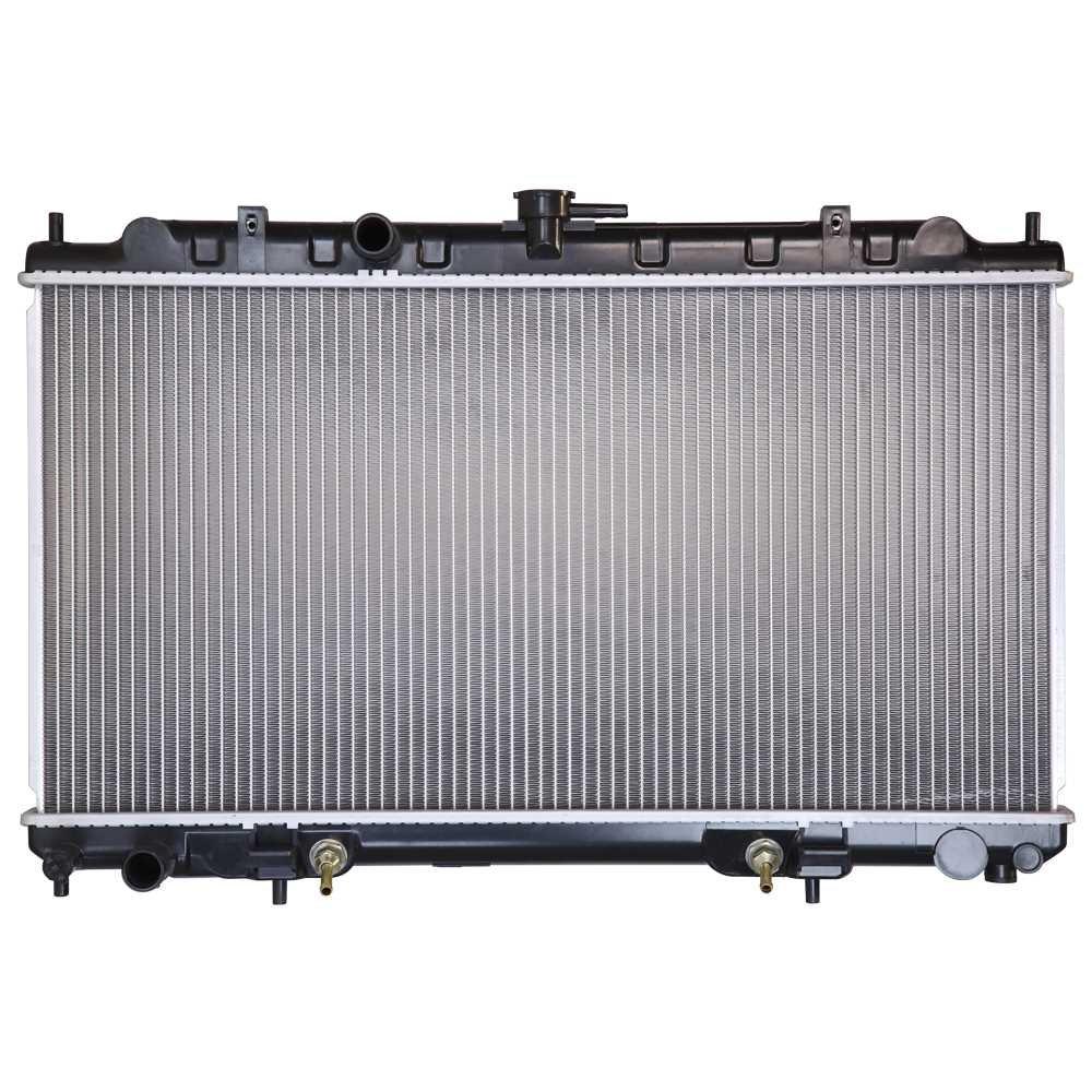 Prime Choice Auto Parts RK888 Aluminum Radiator