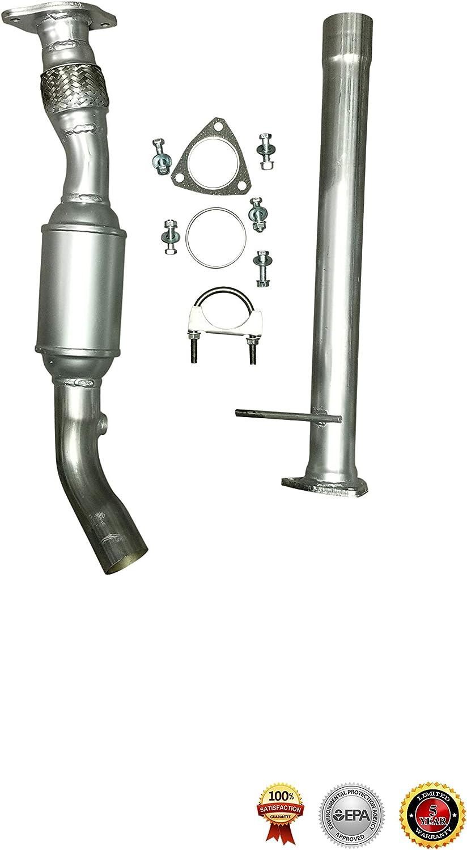 2006-2007 Pontiac Torrent Catalytic Converter Fits