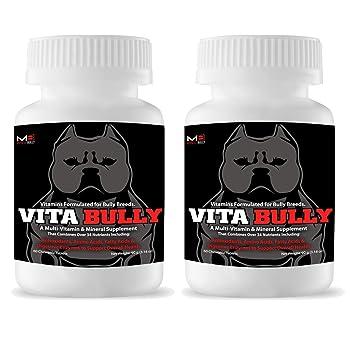 Vita Bully Supplement for Bully Breeds: Pit Bulls, American Bullies, Exotic Bullies,
