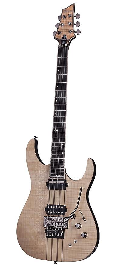 Schecter BANSHEE ELITE-6 FR - Guitarra eléctrica de cuerpo sólido