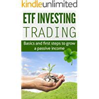 ETF trading investing for dummies: ETF trading strategies and basic steps to grow a passive income