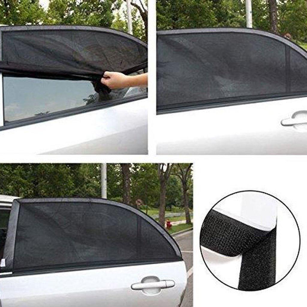 Baoblaze Car Sun Shades Curtain Windshield Sunshade Anti-Mosquito Net S