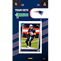 $24 » New England Patriots 2021 Factory Sealed Team Set with Tom Brady Plus a Rated…