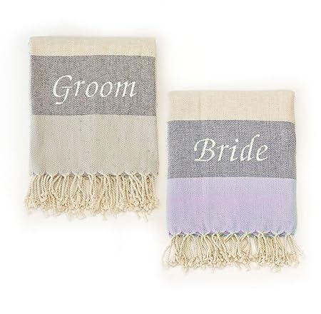 Unicorn Beach Towel - Unicorn Towel, Purple Stripe Unicorn Towel, Unicorn Personalized  Beach Towel