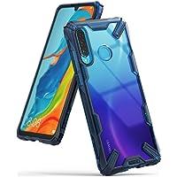 Ringke Fusion-X Diseñado para Funda Huawei P30 Lite Proteccion Absorción de Impacto Funda para Huawei P30 Lite, Funda Huawei Nova 4e - Space Blue